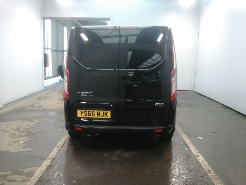 FORD TRANSIT CUSTOM 270 TDCI 130 L1H1 LIMITED SWB LOW ROOF FWD - 10432 - 3