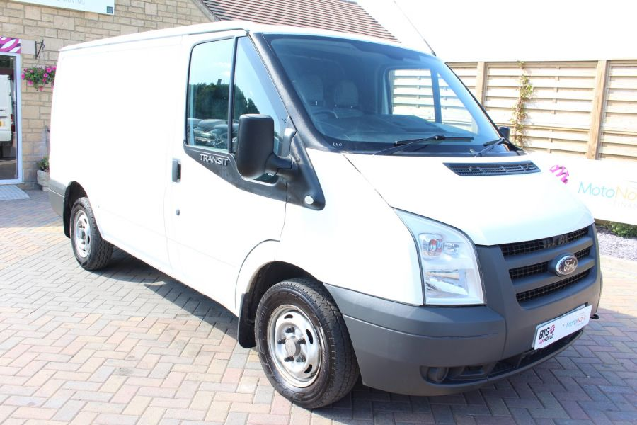 FORD TRANSIT 260 TDCI 85 SWB LOW ROOF FWD - 8235 - 1