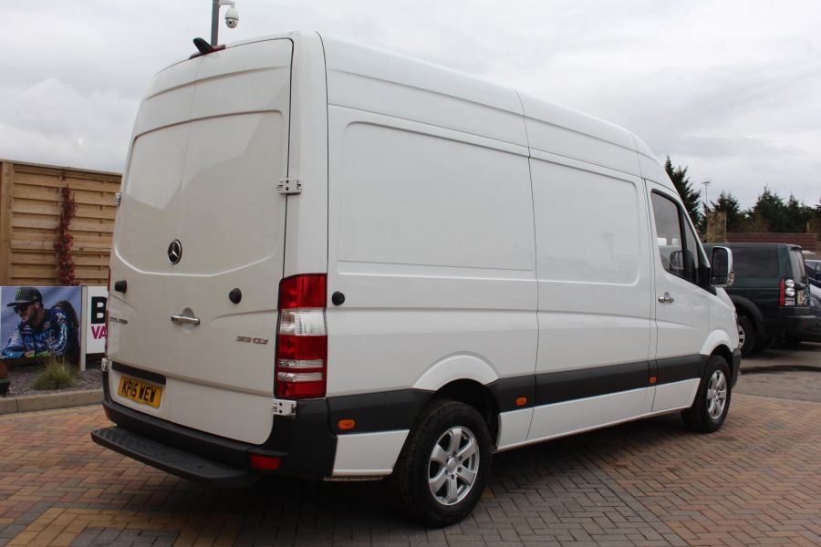 MERCEDES SPRINTER 313 CDI MWB HIGH ROOF - 7486 - 5