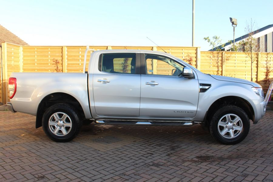 FORD RANGER TDCI 150 LIMITED 4X4  DOUBLE CAB - 6981 - 4