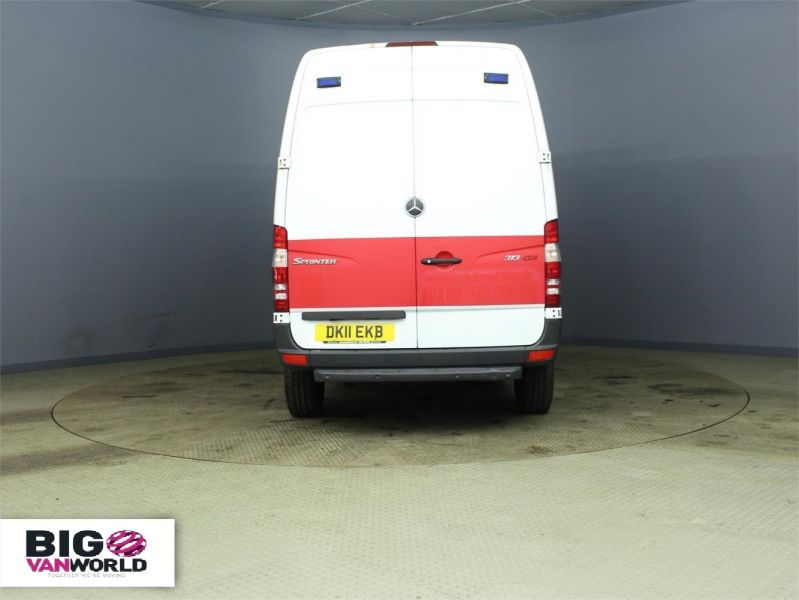 MERCEDES SPRINTER 313 CDI MWB HIGH ROOF FRIDGE WITH OVERNIGHT - 7388 - 3