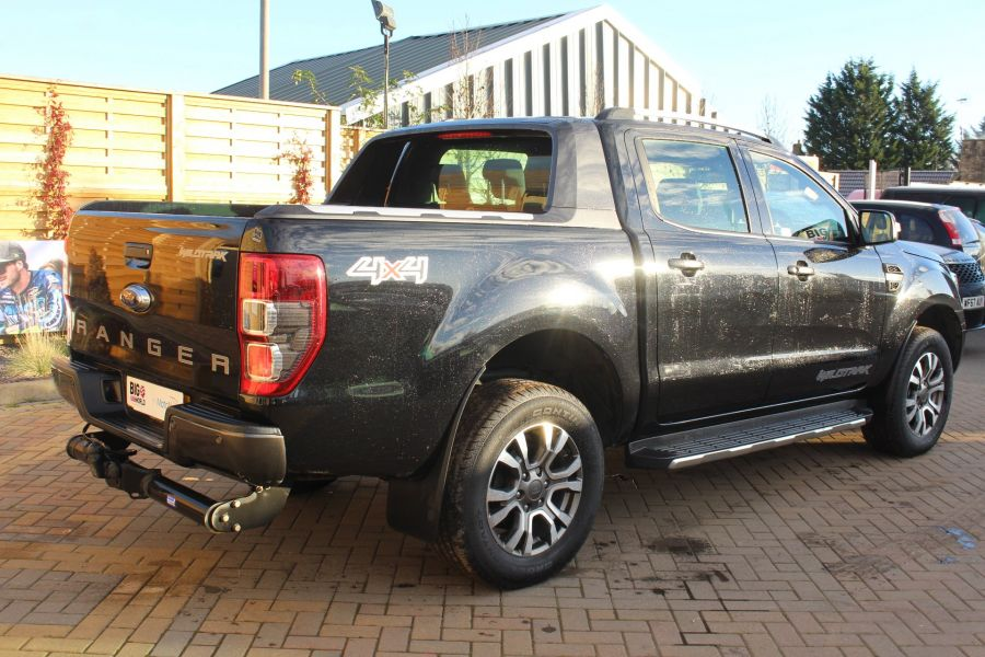 FORD RANGER WILDTRAK TDCI 200 4X4 DOUBLE CAB - 7023 - 5