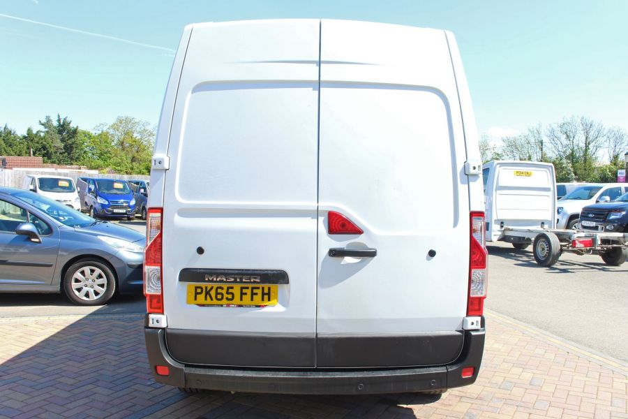 RENAULT MASTER MM35 DCI 110 BUSINESS ENERGY MWB MEDIUM ROOF FWD - 9086 - 6