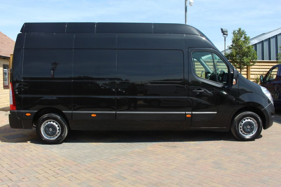 RENAULT MASTER LH35 DCI 150 LWB HIGH ROOF - 6401 - 3