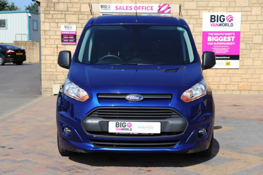 FORD TRANSIT CONNECT 210 TDCI 95 L2H1 TREND LWB LOW ROOF - 9800 - 10