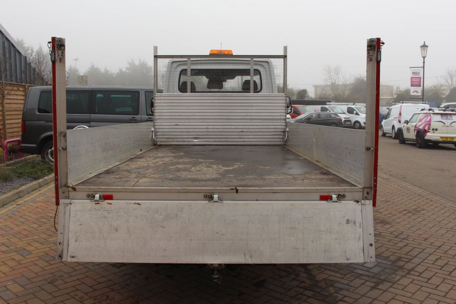 MERCEDES SPRINTER 313 CDI LWB SINGLE CAB ALLOY DROPSIDE - 6885 - 19
