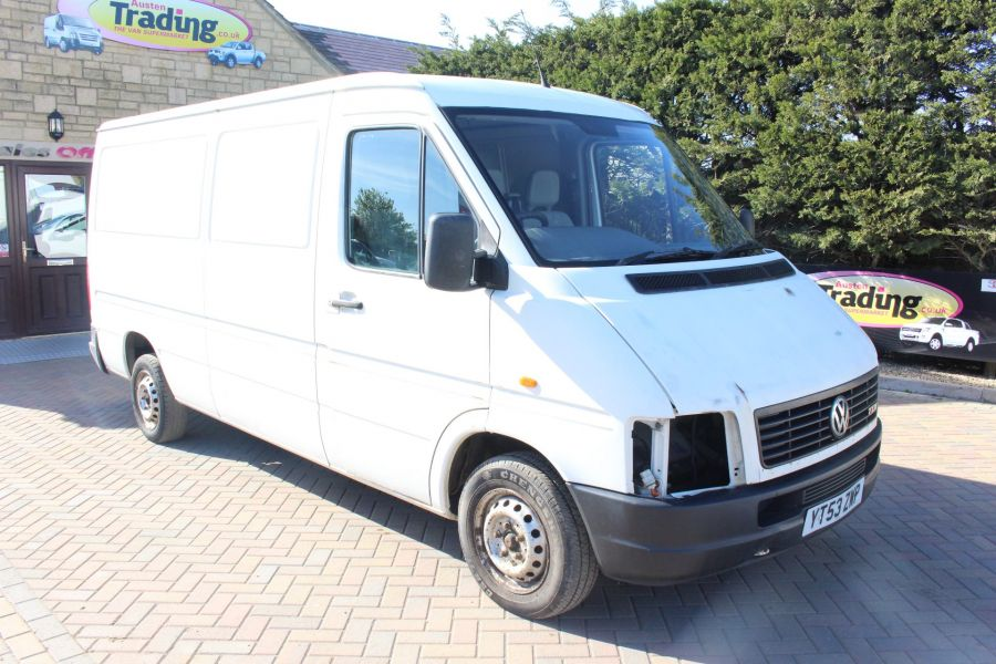 VOLKSWAGEN LT28  2.5TDI MWB LOW ROOF  - 1718 - 1