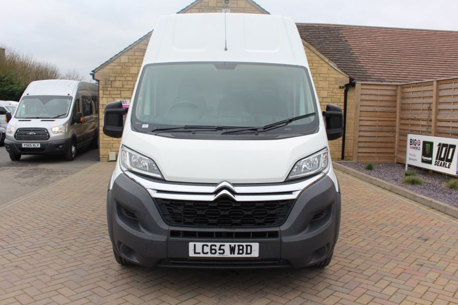 CITROEN RELAY 35 HDI 130 HEAVY L4 H3 ENTERPRISE HIGH ROOF - 9043 - 8