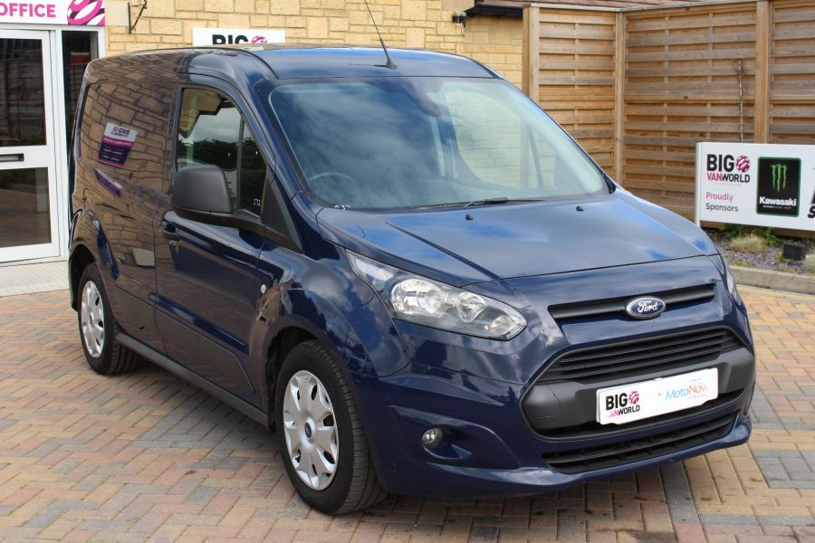 FORD TRANSIT CONNECT 220 TDCI 95 L1 H1 TREND SWB LOW ROOF - 9416 - 3