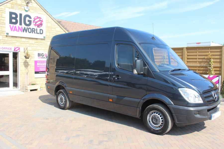 MERCEDES SPRINTER 313 CDI MWB HIGH ROOF - 6269 - 2