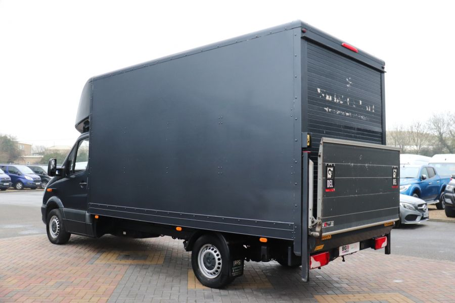 MERCEDES SPRINTER 314 CDI 140 LWB LUTON WITH TAIL LIFT - 11407 - 8