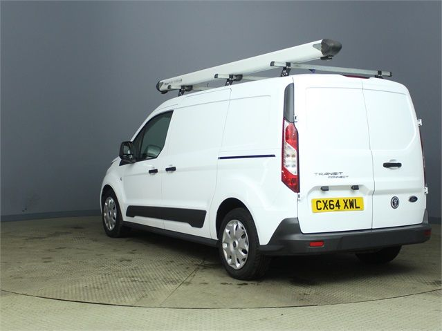 FORD TRANSIT CONNECT 210 TDCI 95 L2 H1 TREND LWB LOW ROOF - 7146 - 4