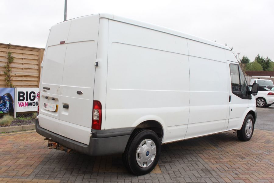 FORD TRANSIT 350 TDCI 115 LWB MEDIUM ROOF RWD - 8295 - 5