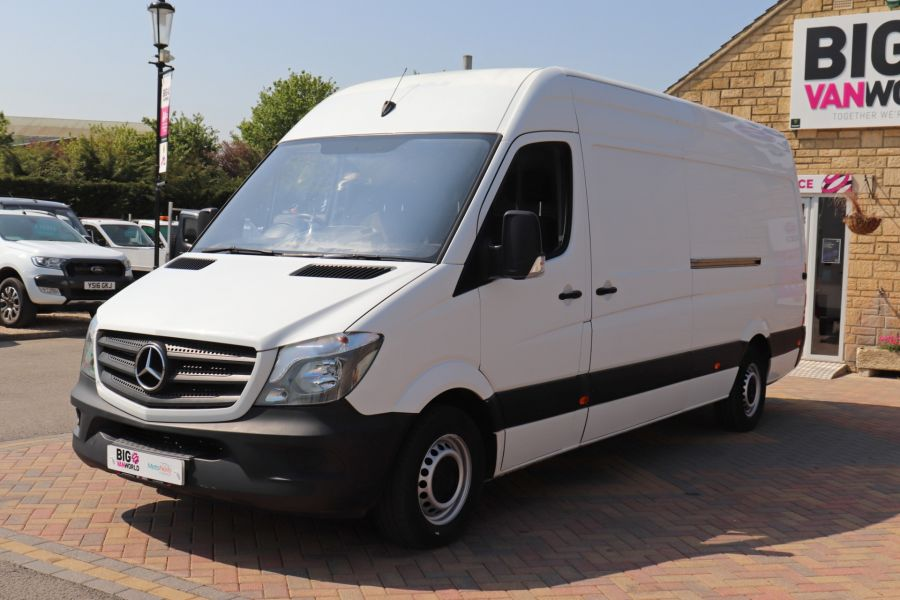 MERCEDES SPRINTER 313 CDI 129 LWB HIGH ROOF - 10780 - 9