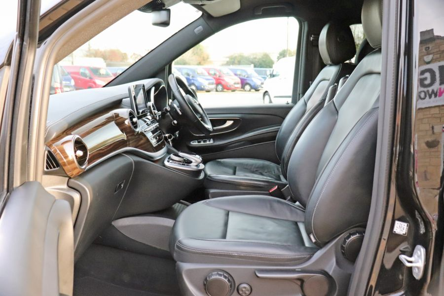 MERCEDES V-CLASS V250 CDI 190 BLUETEC SPORT EXTRA LONG 8 SEATS 7G-TRONIC PLUS - 11775 - 42
