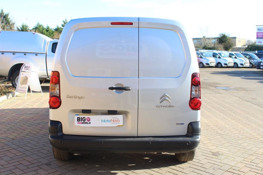 CITROEN BERLINGO 625 BLUE HDI 75 L1 H1 ENTERPRISE SWB LOW ROOF - 6994 - 6