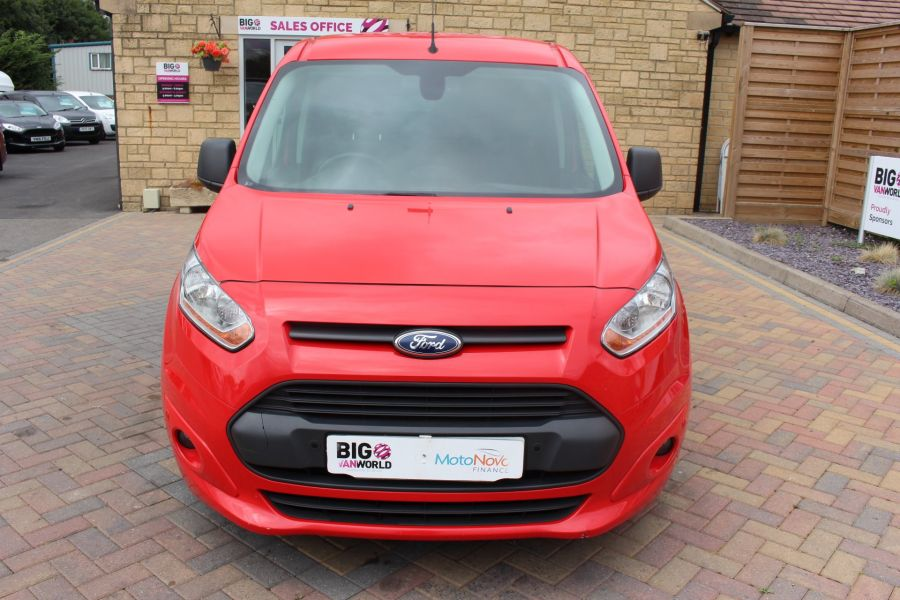 FORD TRANSIT CONNECT 210 TDCI 95 L2 H1 TREND LWB LOW ROOF - 8060 - 9