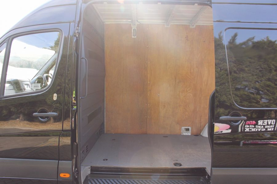 MERCEDES SPRINTER 313 CDI MWB HIGH ROOF - 6264 - 9