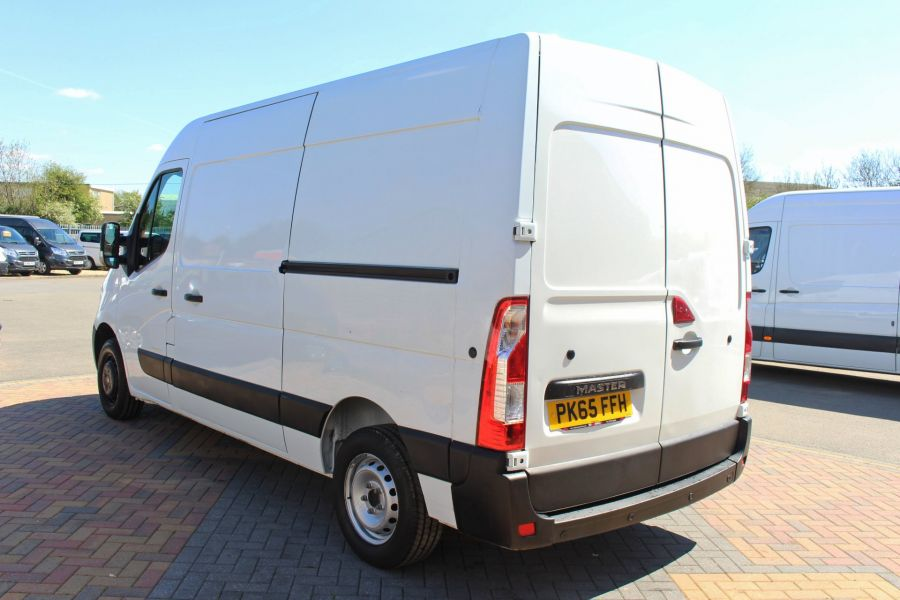 RENAULT MASTER MM35 DCI 110 BUSINESS ENERGY MWB MEDIUM ROOF FWD - 9086 - 7