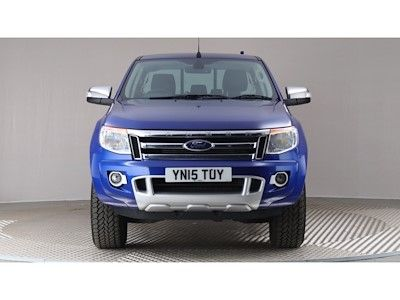 FORD RANGER TDCI 150 LIMITED 4X4 DOUBLE CAB - 11049 - 9