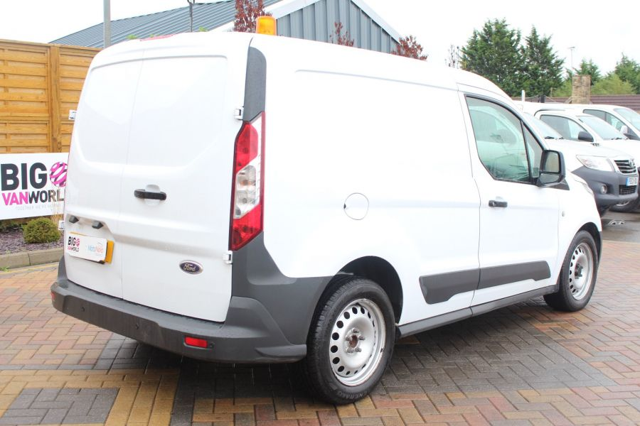 FORD TRANSIT CONNECT 200 TDCI 95 L1 H1 SWB LOW ROOF - 6616 - 5