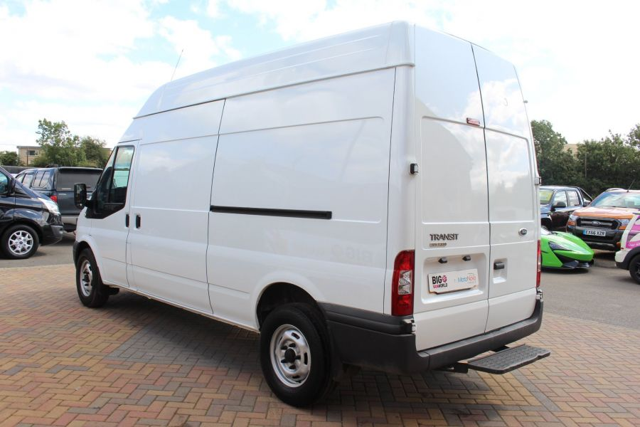 FORD TRANSIT 350 TDCI 125 LWB HIGH ROOF FWD - 6614 - 7