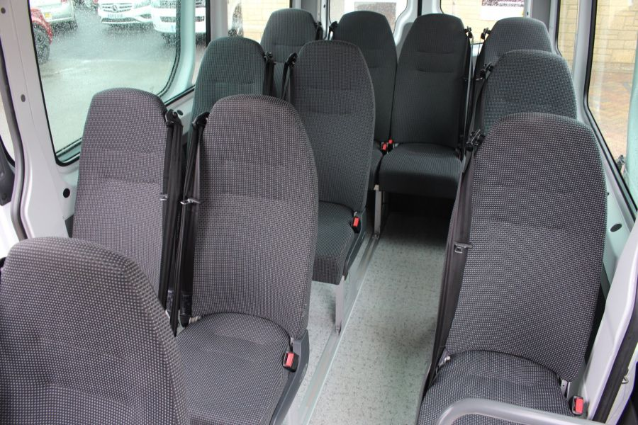 MERCEDES SPRINTER 316 CDI 163 TRAVELINER LWB 15 SEAT BUS HIGH ROOF - 8100 - 23