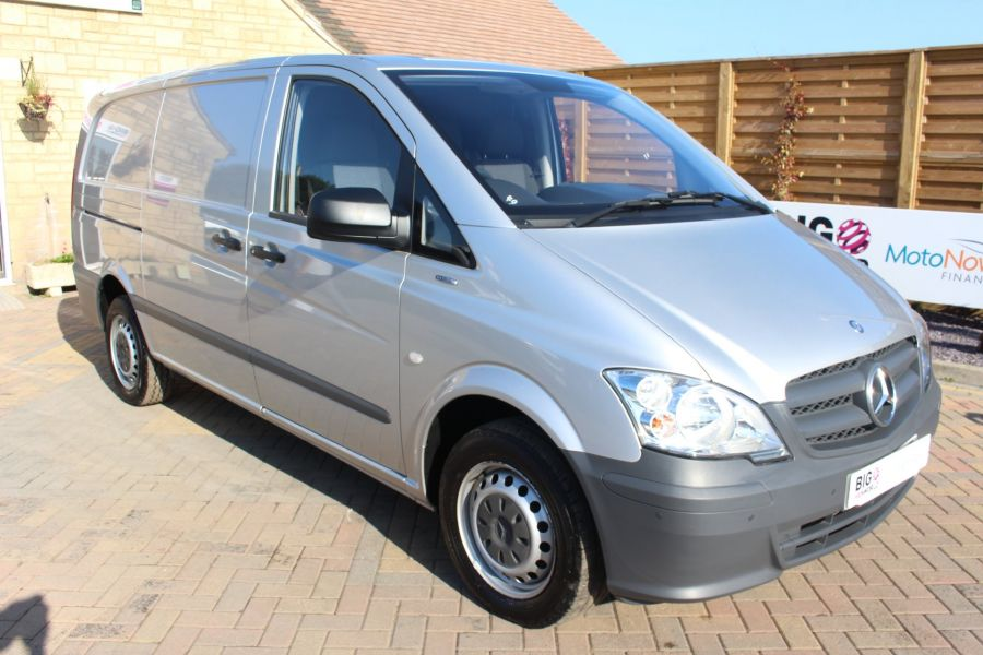 MERCEDES VITO 113 CDI BLUEEFFICIENCY LWB LOW ROOF - 5382 - 3