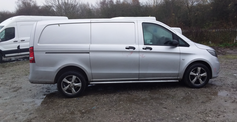 MERCEDES VITO 116 CDI 163 BLUETEC SPORT LWB LOW ROOF - 11937 - 3