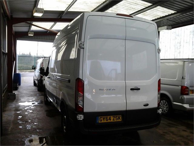 FORD TRANSIT 350 TDCI 125 L3 H3 LWB HIGH ROOF RWD - 7539 - 3