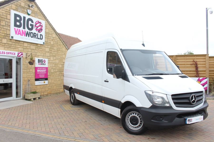 MERCEDES SPRINTER 316 CDI LWB EXTRA HIGH ROOF - 5969 - 1