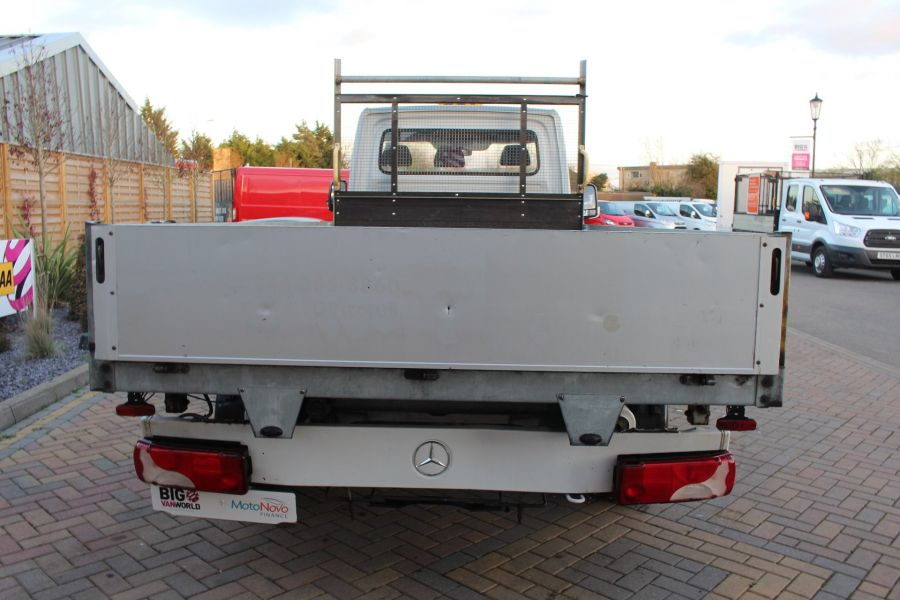 MERCEDES SPRINTER 313 CDI LWB ALLOY DROPSIDE - 6901 - 6