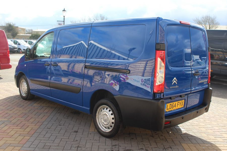 CITROEN DISPATCH 1200 HDI 125 L2 H1 ENTERPRISE LWB LOW ROOF - 7340 - 7
