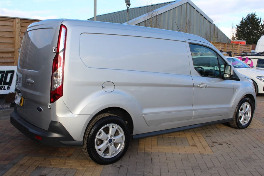 FORD TRANSIT CONNECT 240 TDCI 115 LIMITED L2 H1 LWB - 7241 - 5