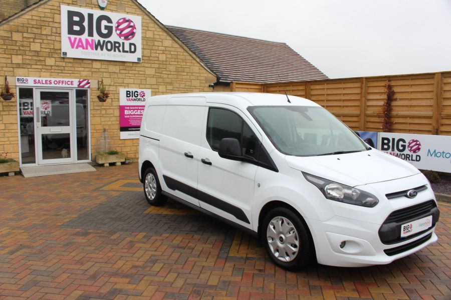 FORD TRANSIT CONNECT 240 TDCI 115 L2 H1 TREND LWB LOW ROOF - 6701 - 2