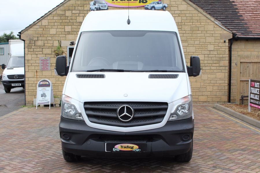 MERCEDES SPRINTER 313 CDI LWB HIGH ROOF - 5112 - 6