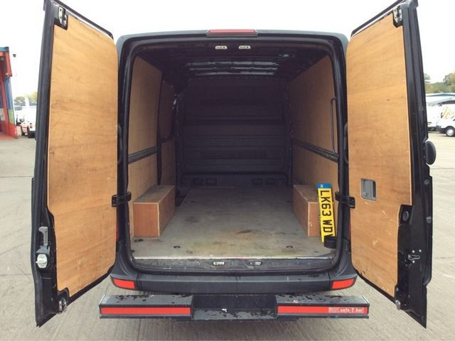MERCEDES SPRINTER 313 CDI MWB LOW ROOF - 7001 - 10