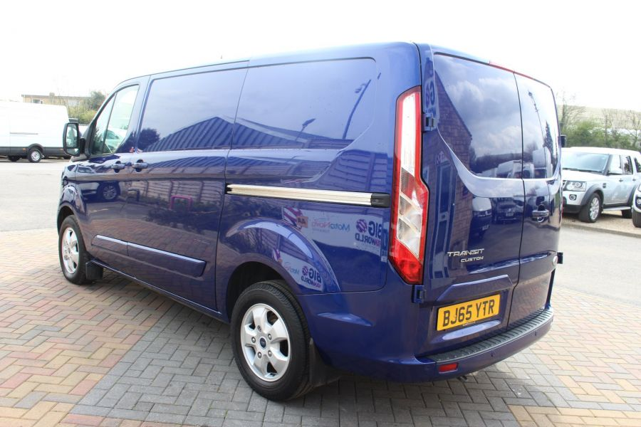 FORD TRANSIT CUSTOM 290 TDCI 125 L1 H1 LIMITED SWB LOW ROOF FWD - 9056 - 7