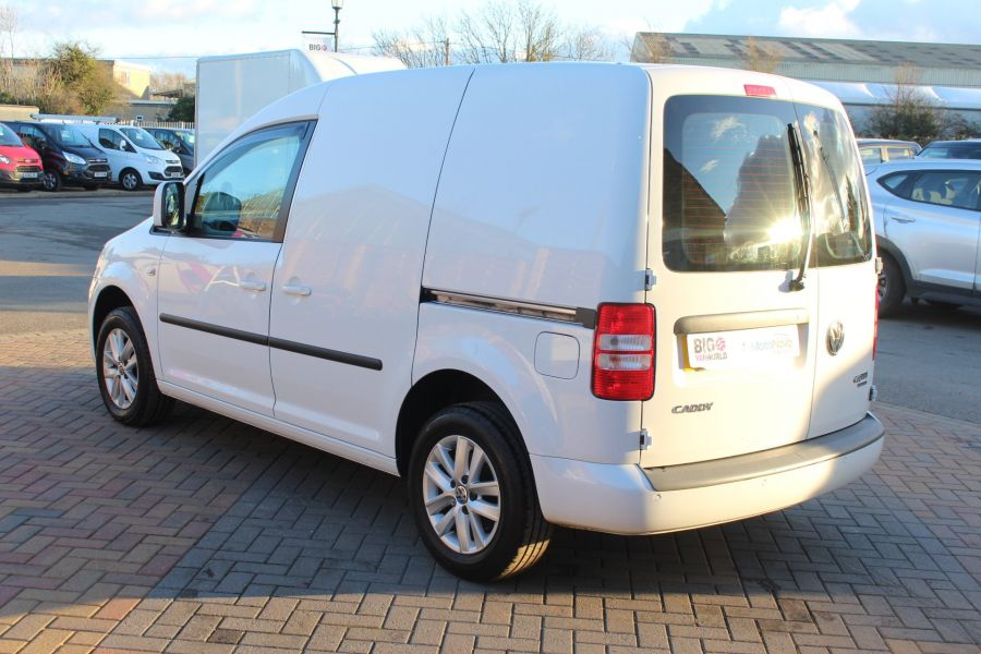 VOLKSWAGEN CADDY C20 TDI 102 HIGHLINE BLUEMOTION TECH - 7176 - 7