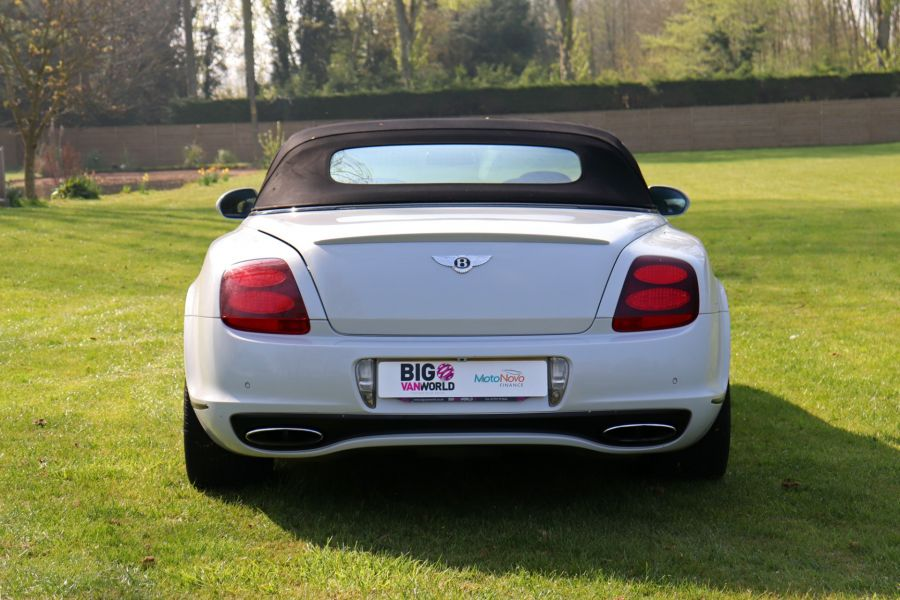BENTLEY CONTINENTAL GTC SUPERSPORTS - 10504 - 16