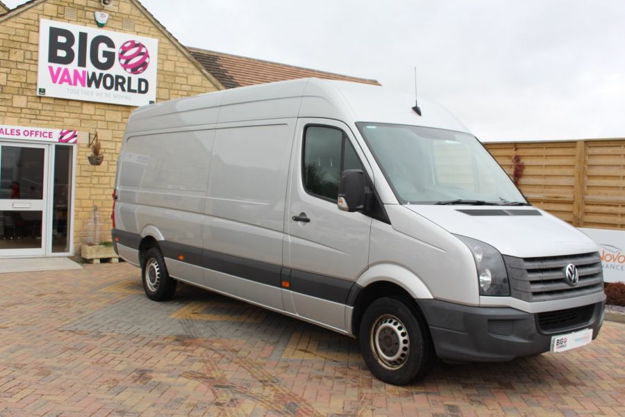 VOLKSWAGEN CRAFTER CR35 TDI 143 LWB HIGH ROOF - 7581 - 3