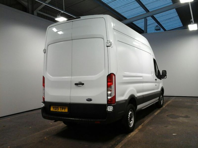 FORD TRANSIT 350 TDCI 125 L3 H3 LWB HIGH ROOF RWD - 8698 - 2