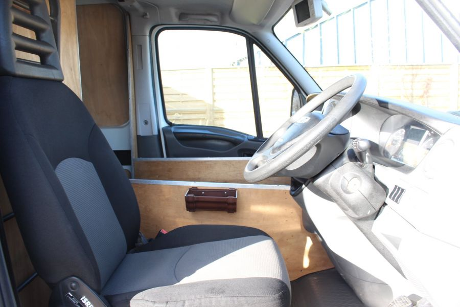 IVECO DAILY 35S13 3950 WB LWB EXTRA HIGH ROOF - 7383 - 10