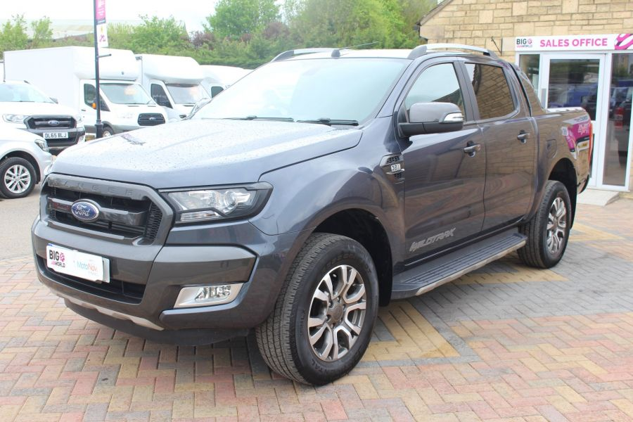 FORD RANGER WILDTRAK TDCI 200 4X4 DOUBLE CAB - 9157 - 9