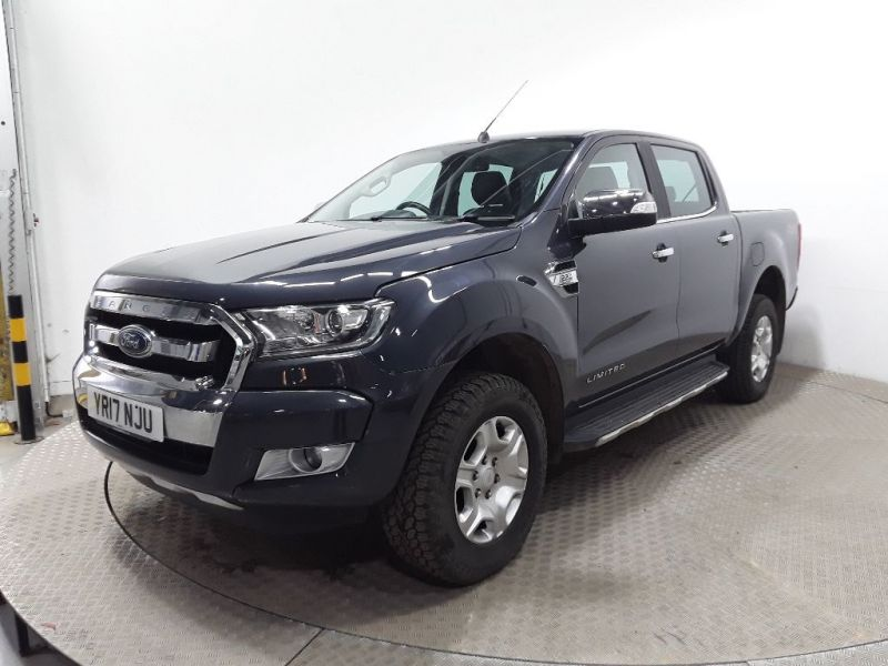 FORD RANGER LIMITED 4X4 DCB TDCI - 11328 - 1