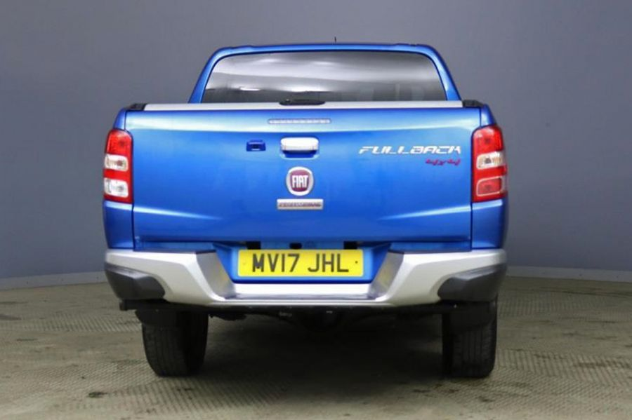 FIAT FULLBACK 2.4D 180 LX DOUBLE CAB WITH ROLL'N'LOCK TOP - 9579 - 3