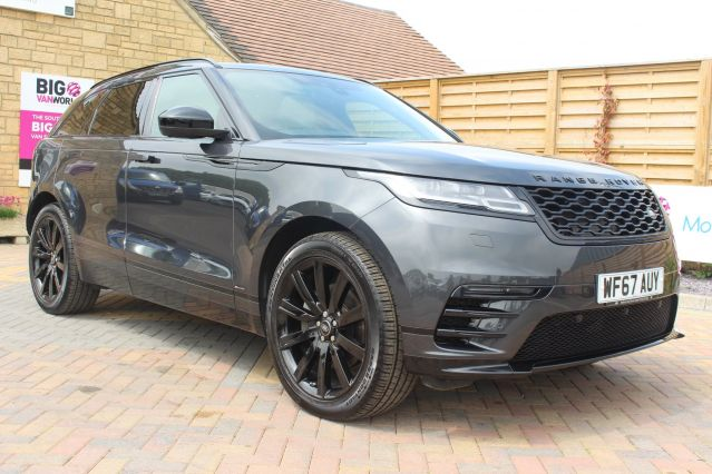 Used LAND ROVER RANGE ROVER VELAR in Used Cars Swindon for sale
