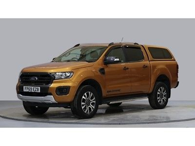 FORD RANGER WILDTRAK 2.0 ECOBLUE 213 4X4 DOUBLE CAB WITH TRUCKMAN TOP - 11613 - 8
