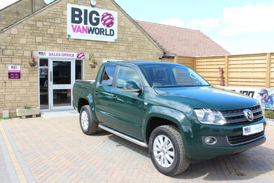 VOLKSWAGEN AMAROK A32 TDI 180 HIGHLINE 4MOTION DOUBLE CAB - 6513 - 2