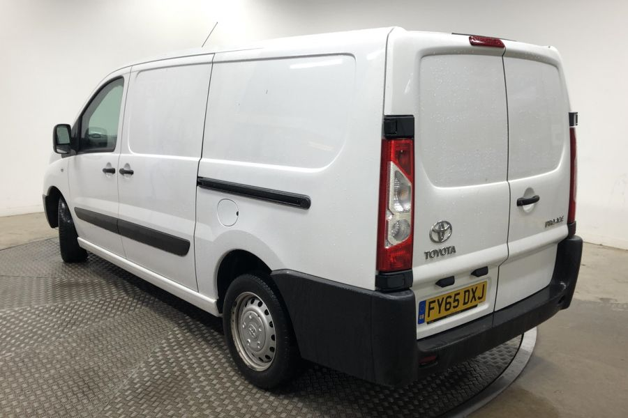 TOYOTA PROACE 1200 HDI 128 L2H1 LWB LOW ROOF - 12163 - 4